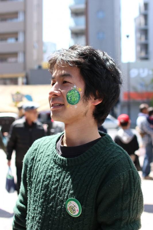 広島フェイスペイント組合-第22回横川ふしぎ市-014