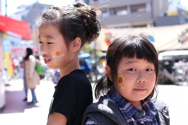 広島フェイスペイント組合-第22回横川ふしぎ市-018