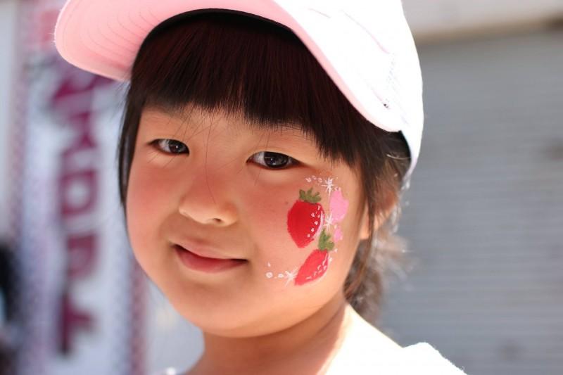 広島フェイスペイント組合-第22回横川ふしぎ市-020