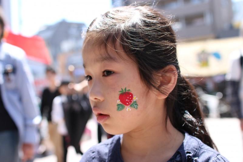 広島フェイスペイント組合-第22回横川ふしぎ市-021