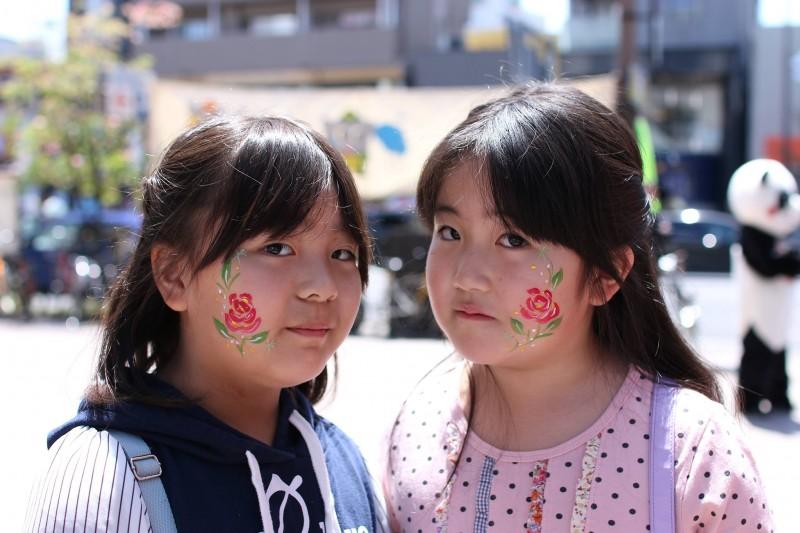 広島フェイスペイント組合-第22回横川ふしぎ市-030