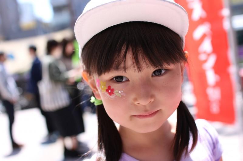 広島フェイスペイント組合-第22回横川ふしぎ市-032