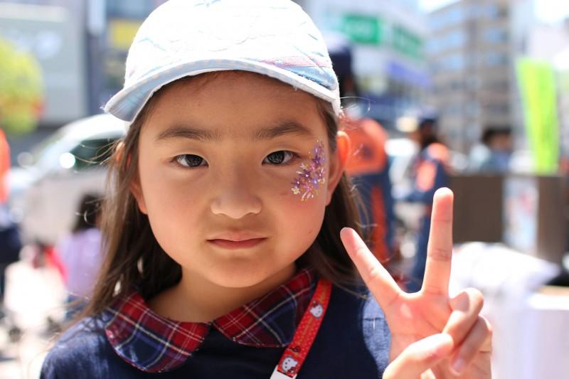 広島フェイスペイント組合-第22回横川ふしぎ市-040
