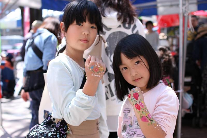 広島フェイスペイント組合-第22回横川ふしぎ市-043