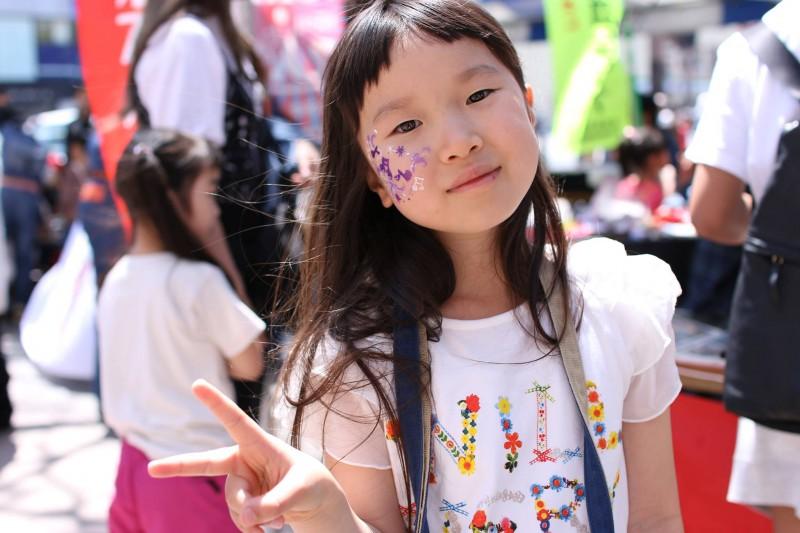 広島フェイスペイント組合-第22回横川ふしぎ市-045