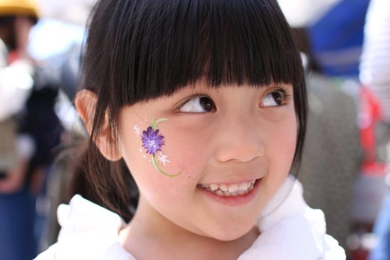 広島フェイスペイント組合-第22回横川ふしぎ市-046
