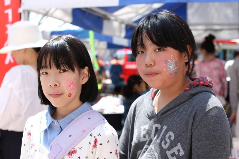広島フェイスペイント組合-第22回横川ふしぎ市-052