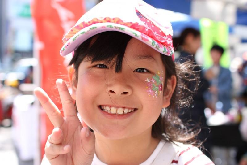 広島フェイスペイント組合-第22回横川ふしぎ市-055