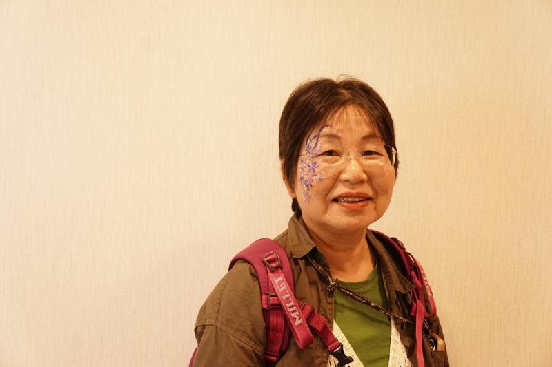 広島フェイスペイント組合-JA春の吉和を歩く-032