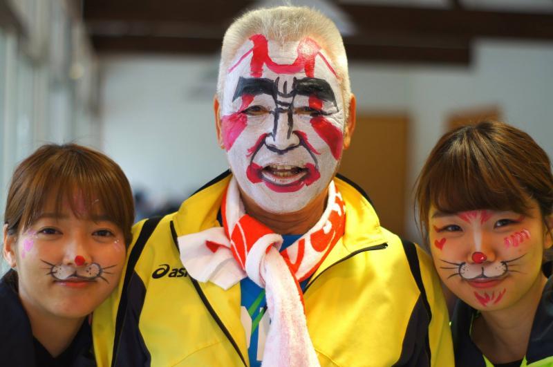 広島フェイスペイント組合-JA春の吉和を歩く-042
