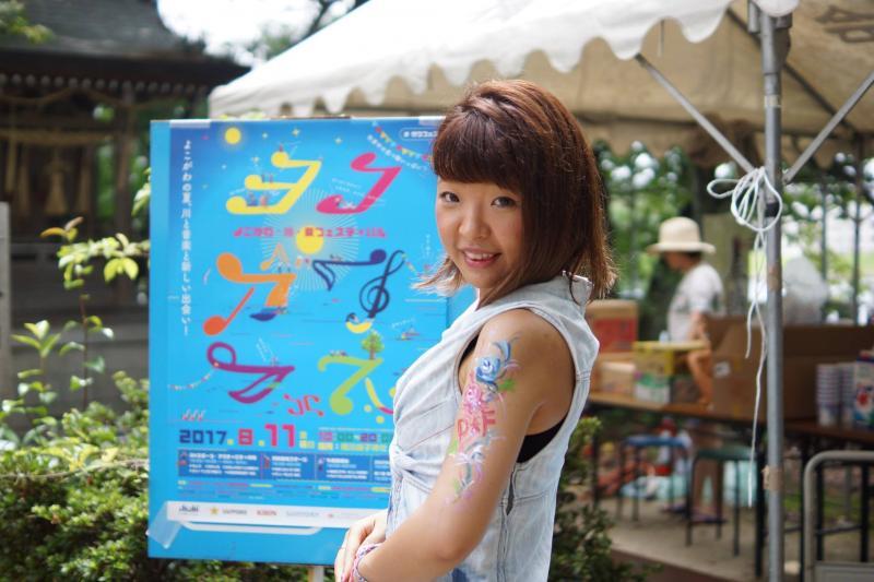 広島フェイスペイント組合-ガワフェス2017-001