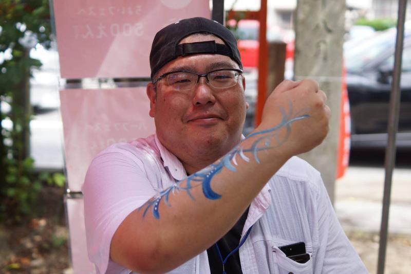 広島フェイスペイント組合-ガワフェス2017-007