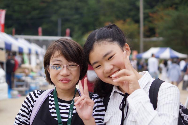 広島フェイスペイント組合-筆まつり-2017-026