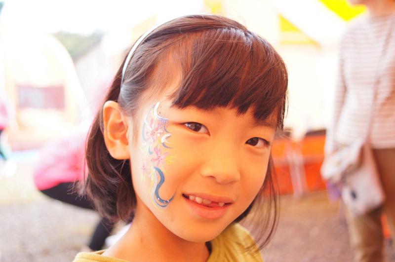広島フェイスペイント組合-ハロウィンパーティ2017-こころ住宅展示場1007-016