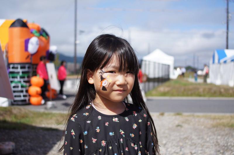 広島フェイスペイント組合-ハロウィンパーティ2017-こころ住宅展示場1007-020