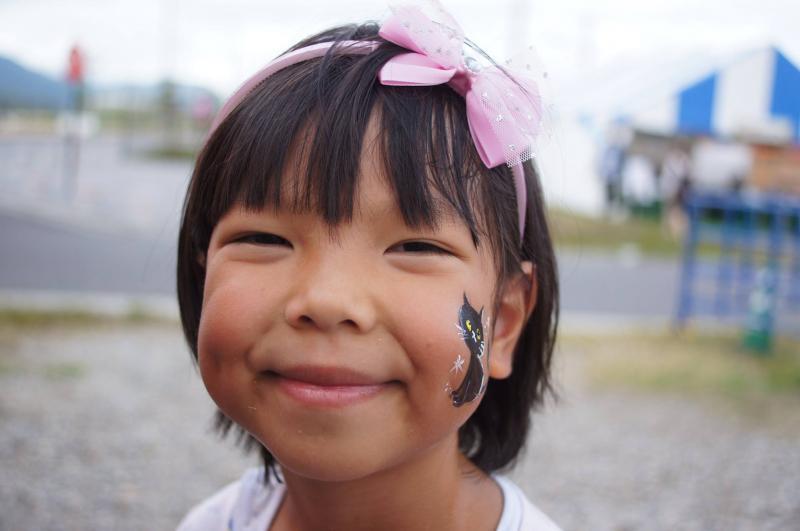 広島フェイスペイント組合-ハロウィンパーティ2017-こころ住宅展示場1007-025