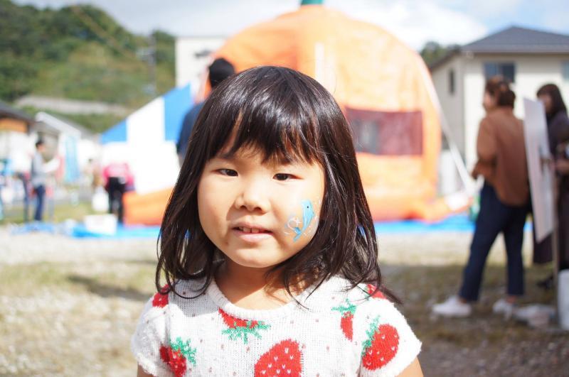 広島フェイスペイント組合-ハロウィンパーティ2017-こころ住宅展示場1007-028