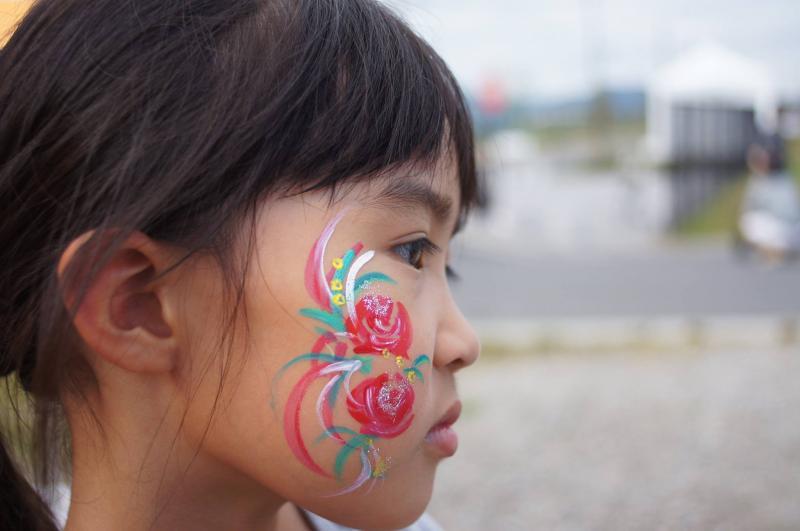 広島フェイスペイント組合-ハロウィンパーティ2017-こころ住宅展示場1007-035