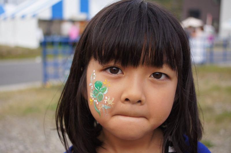 広島フェイスペイント組合-ハロウィンパーティ2017-こころ住宅展示場1007-037
