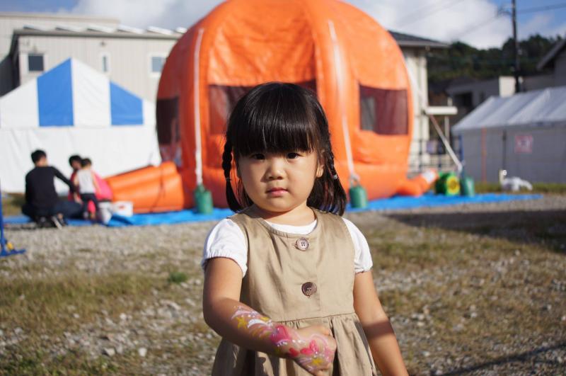 広島フェイスペイント組合-ハロウィンパーティ2017-こころ住宅展示場1007-043
