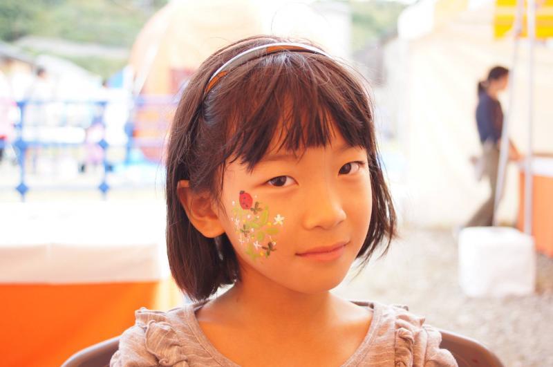 広島フェイスペイント組合-ハロウィンパーティ2017-こころ住宅展示場10080041
