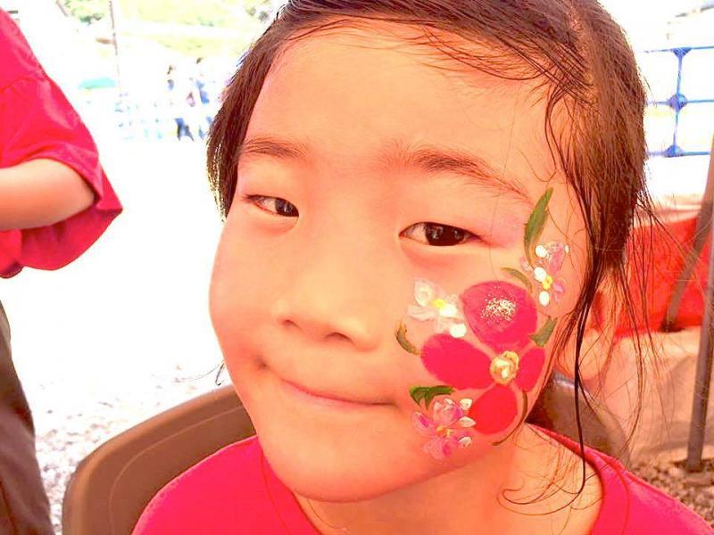 広島フェイスペイント組合-ハロウィンパーティ2017-こころ住宅展示場10090010