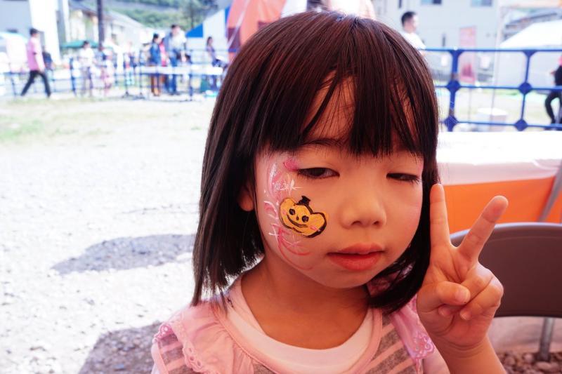 広島フェイスペイント組合-ハロウィンパーティ2017-こころ住宅展示場10090035