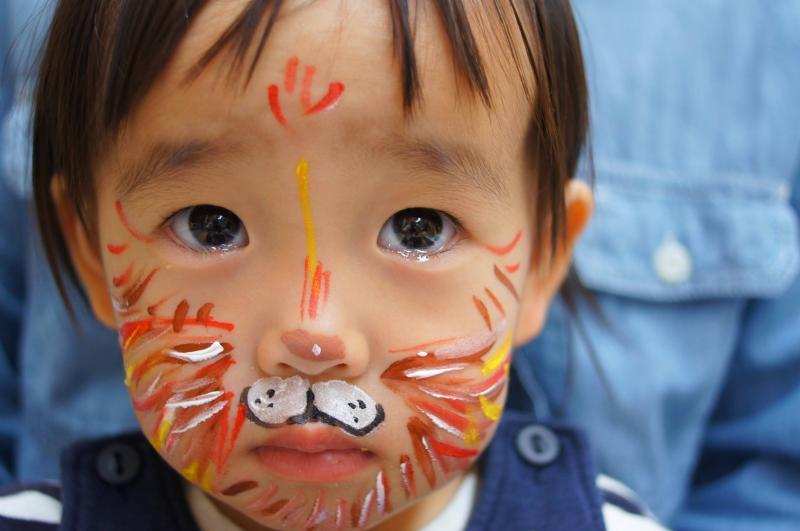 広島フェイスペイント組合-アルパーク-kidsartひろしま-1014-0013