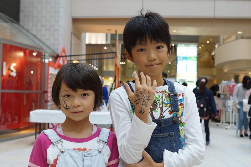 広島フェイスペイント組合-アルパーク-kidsartひろしま-1015-0039