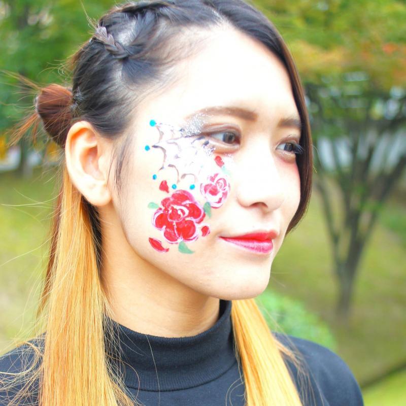広島フェイスペイント組合-第51回比治山祭-1021-0008