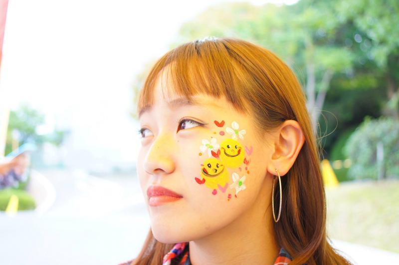 広島フェイスペイント組合-第51回比治山祭-1021-0014