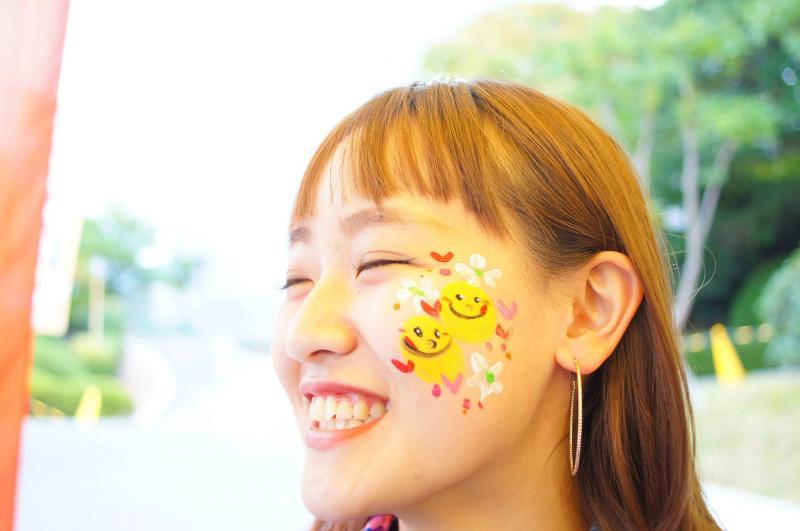 広島フェイスペイント組合-第51回比治山祭-1021-0015