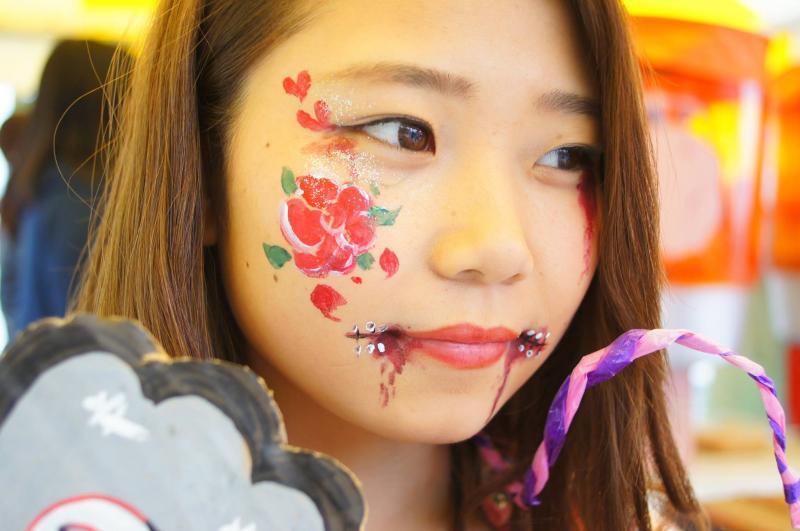 広島フェイスペイント組合-第51回比治山祭-1021-0017