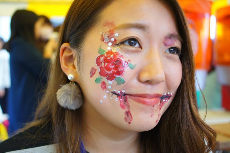 広島フェイスペイント組合-第51回比治山祭-1021-0021