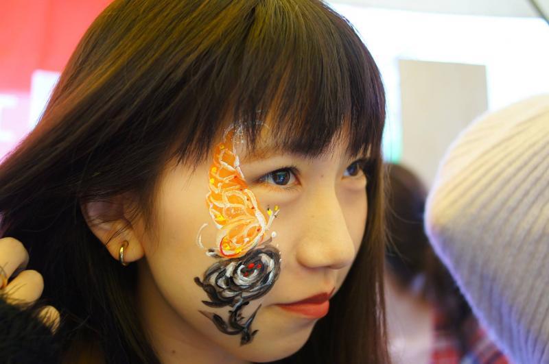 広島フェイスペイント組合-第51回比治山祭-1021-0024