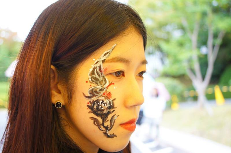 広島フェイスペイント組合-第51回比治山祭-1021-0026
