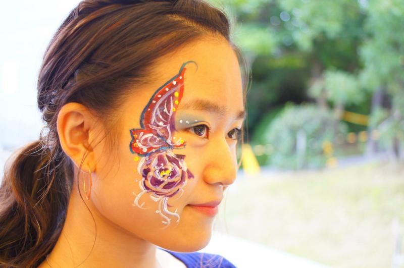 広島フェイスペイント組合-第51回比治山祭-1021-0027