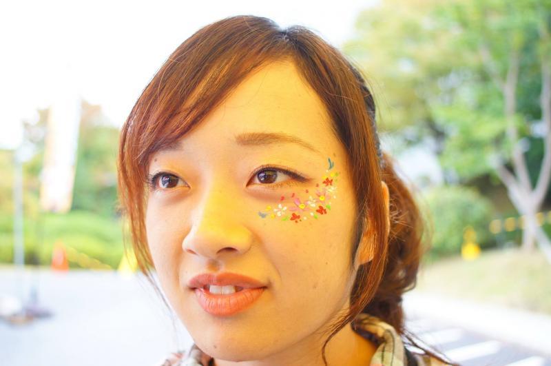 広島フェイスペイント組合-第51回比治山祭-1021-0029