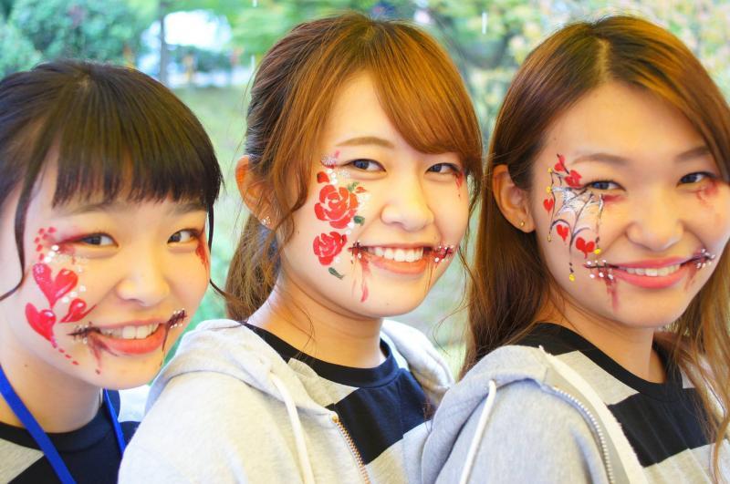 広島フェイスペイント組合-第51回比治山祭-1021-0032