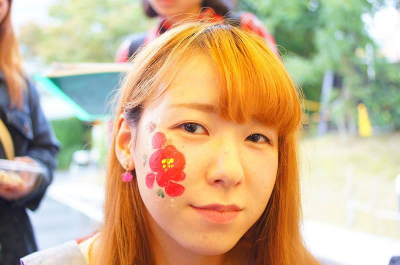 広島フェイスペイント組合-第51回比治山祭-1021-0035
