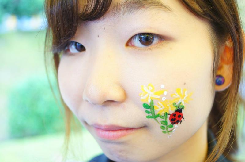広島フェイスペイント組合-第51回比治山祭-1021-0042