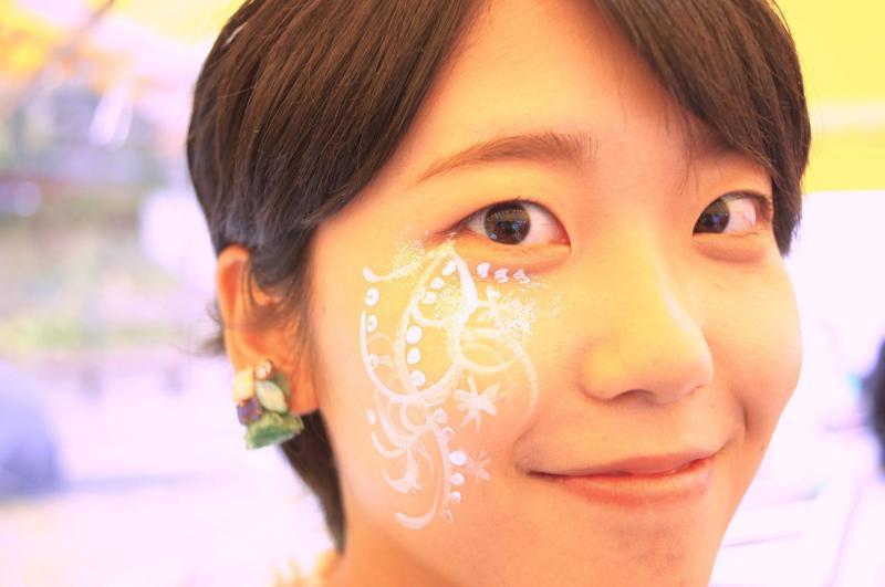 広島フェイスペイント組合-第51回比治山祭-1021-0043