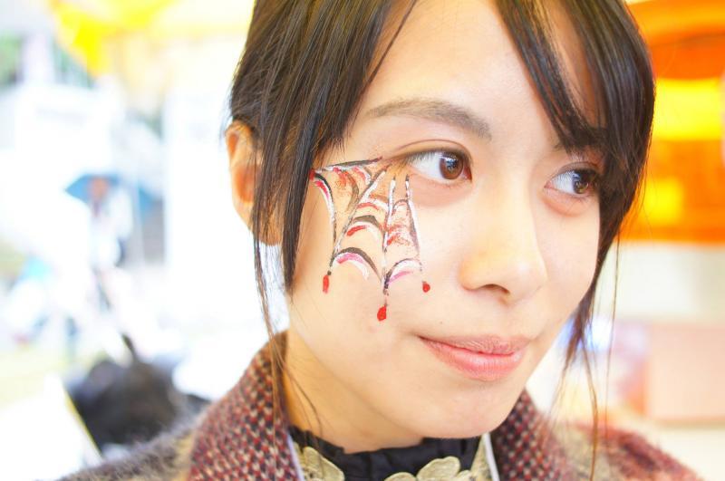広島フェイスペイント組合-第51回比治山祭-1021-0044