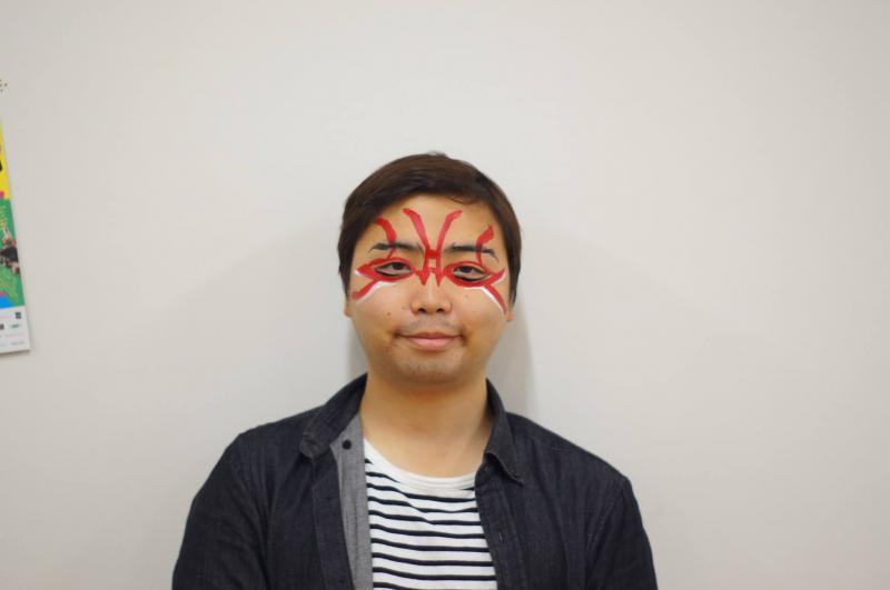 広島フェイスペイント組合-第51回比治山祭-1022-0009