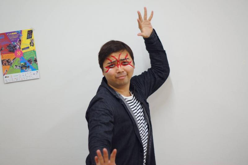 広島フェイスペイント組合-第51回比治山祭-1022-0010