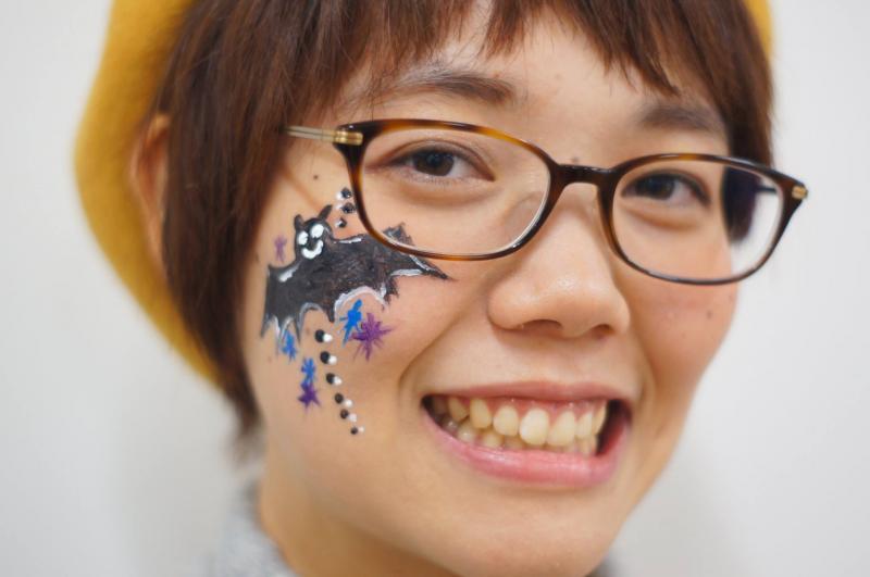 広島フェイスペイント組合-第51回比治山祭-1022-0046