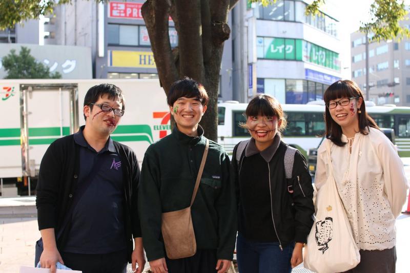 広島フェイスペイント組合-横川ゾンビナイト3-1027-0016
