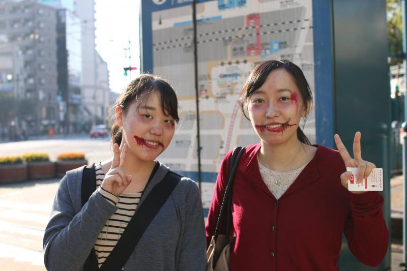 広島フェイスペイント組合-横川ゾンビナイト3-1027-0023