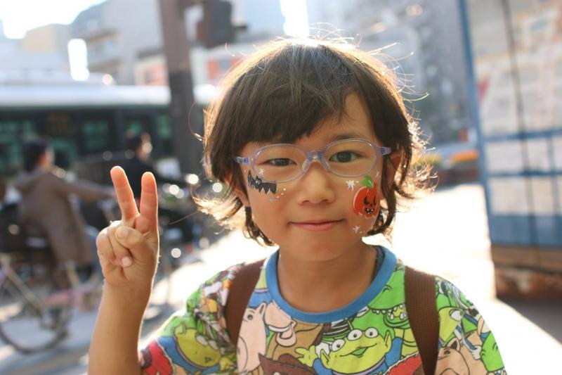 広島フェイスペイント組合-横川ゾンビナイト3-1027-0032