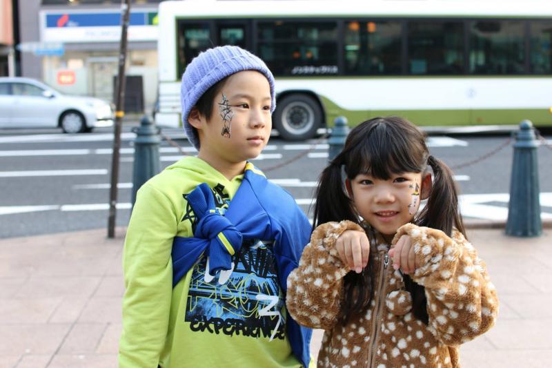 広島フェイスペイント組合-横川ゾンビナイト3-1027-0045